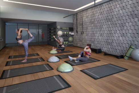 Salon Yoga