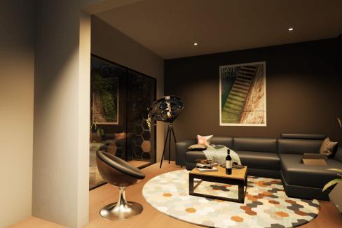Interior-noche-Sala-con-vino